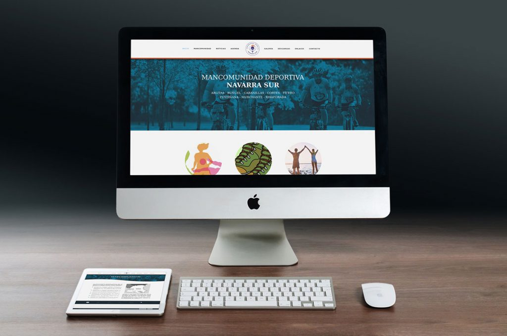 portal web para mdnavarrasur - Goviwebs
